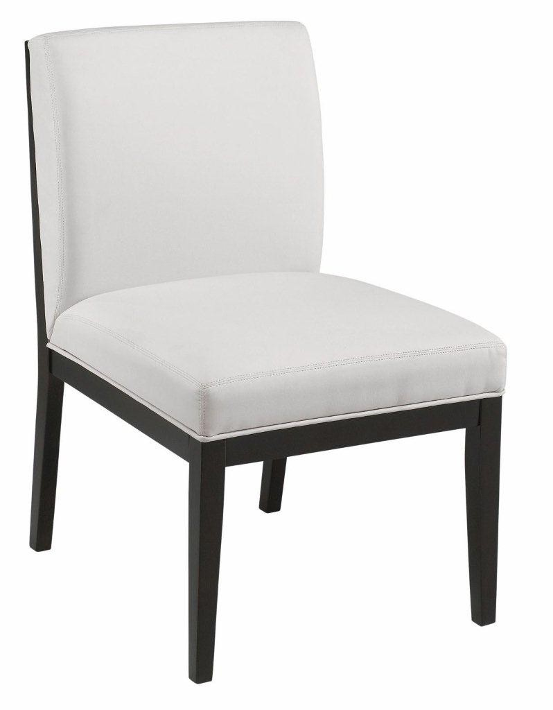Othello White Dining Chair Set Of 2 1stopbedrooms