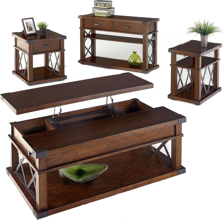 Lift Top Coffee Table Antique: Progressive Furniture Landmark Vintage Ash Lift-Top