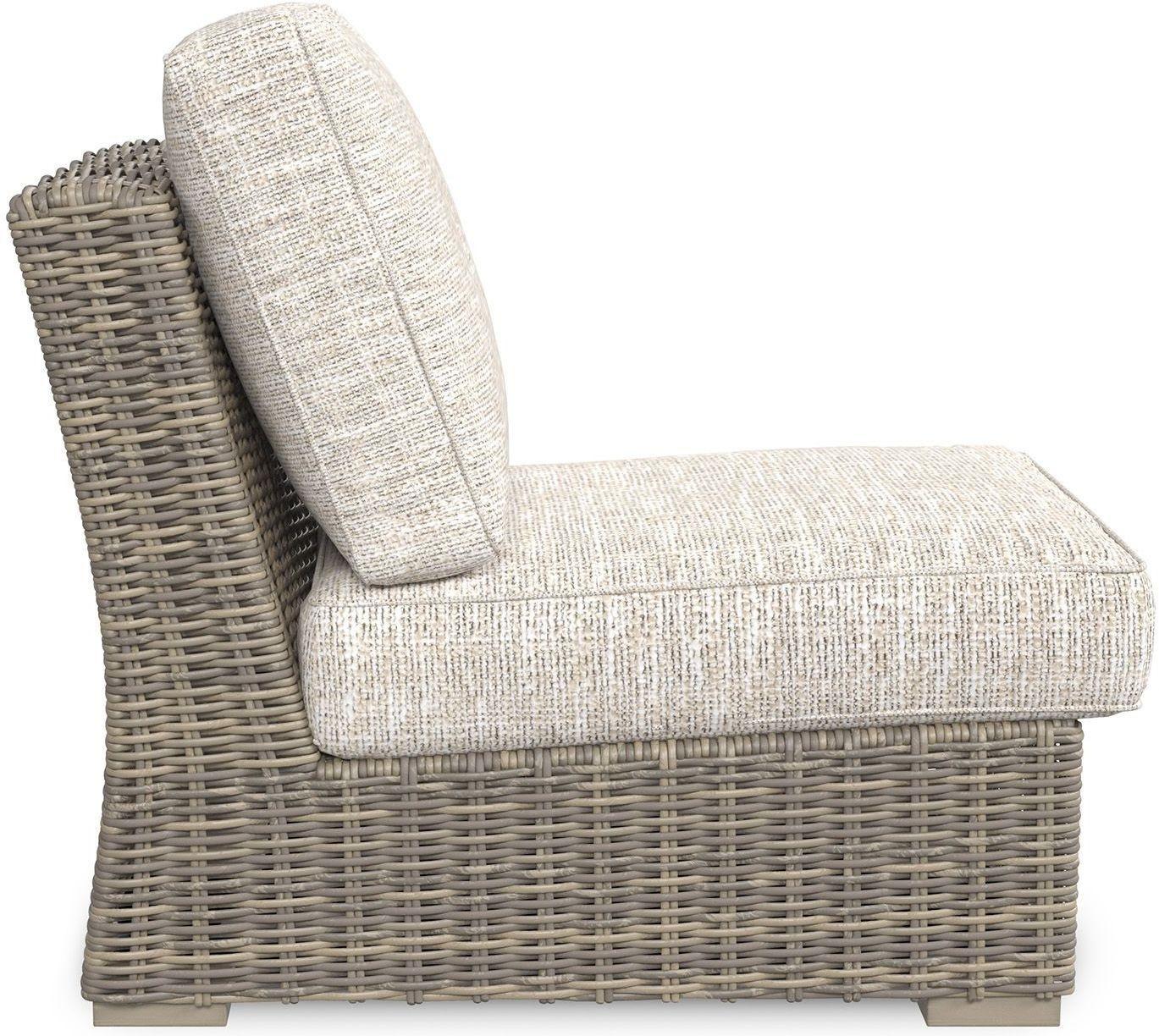 Beachcroft Beige Outdoor Sectional - 1StopBedrooms. on Beachcroft Beige Outdoor Living Room Set id=62275