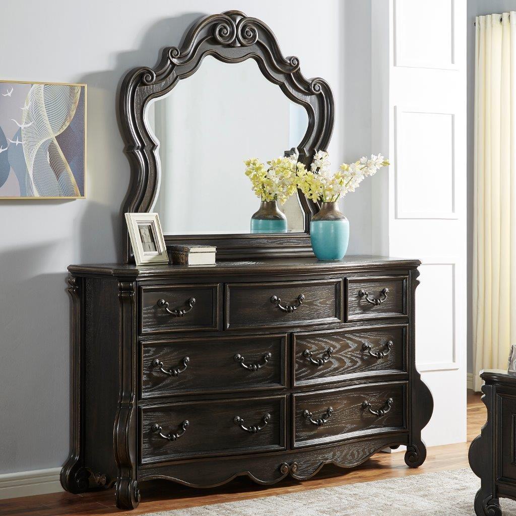 Rhapsody Dresser Mirror 1stopbedrooms