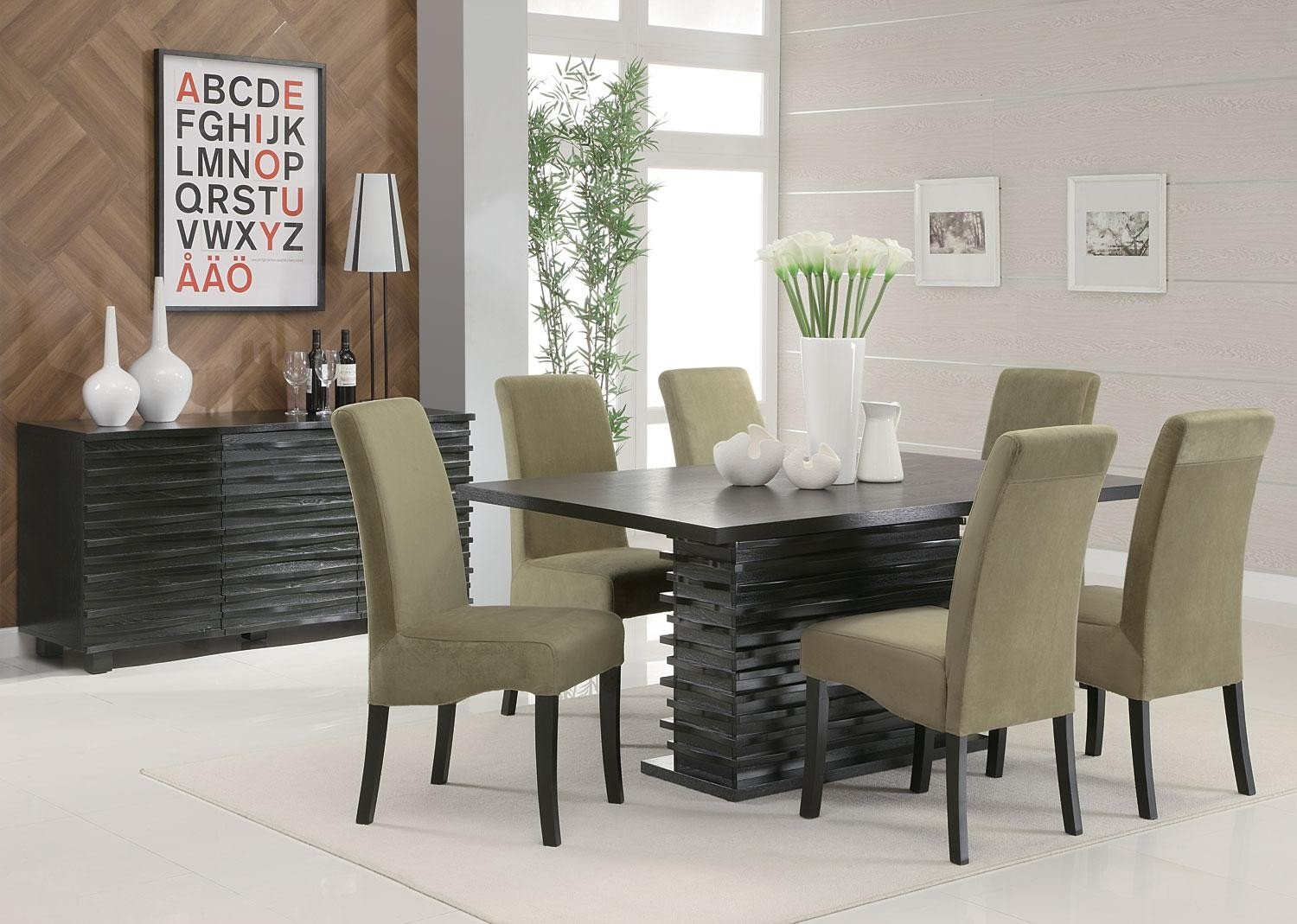 Stanton Dining Room Set 102061 1stopbedrooms