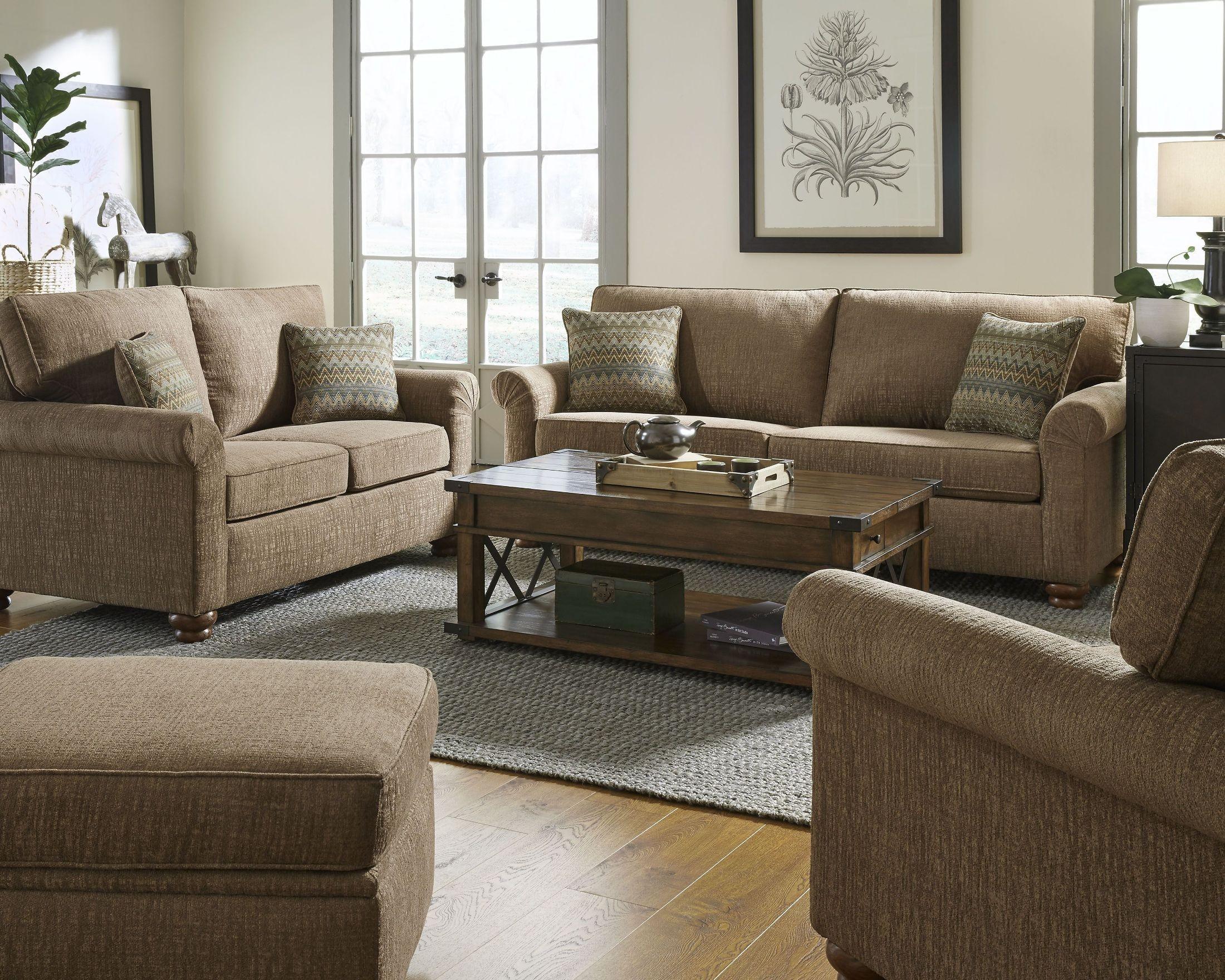 Awesome Aubrey Mocha Living Room Set Download Free Architecture Designs Intelgarnamadebymaigaardcom