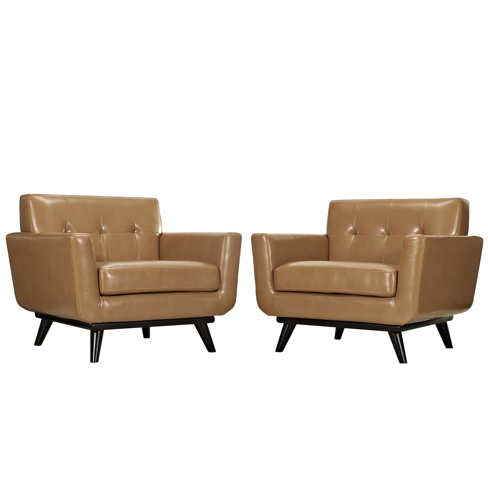 Picture of: Engage Tan Leather Sofa Set Eei 1665 Tan Set 1stopbedrooms