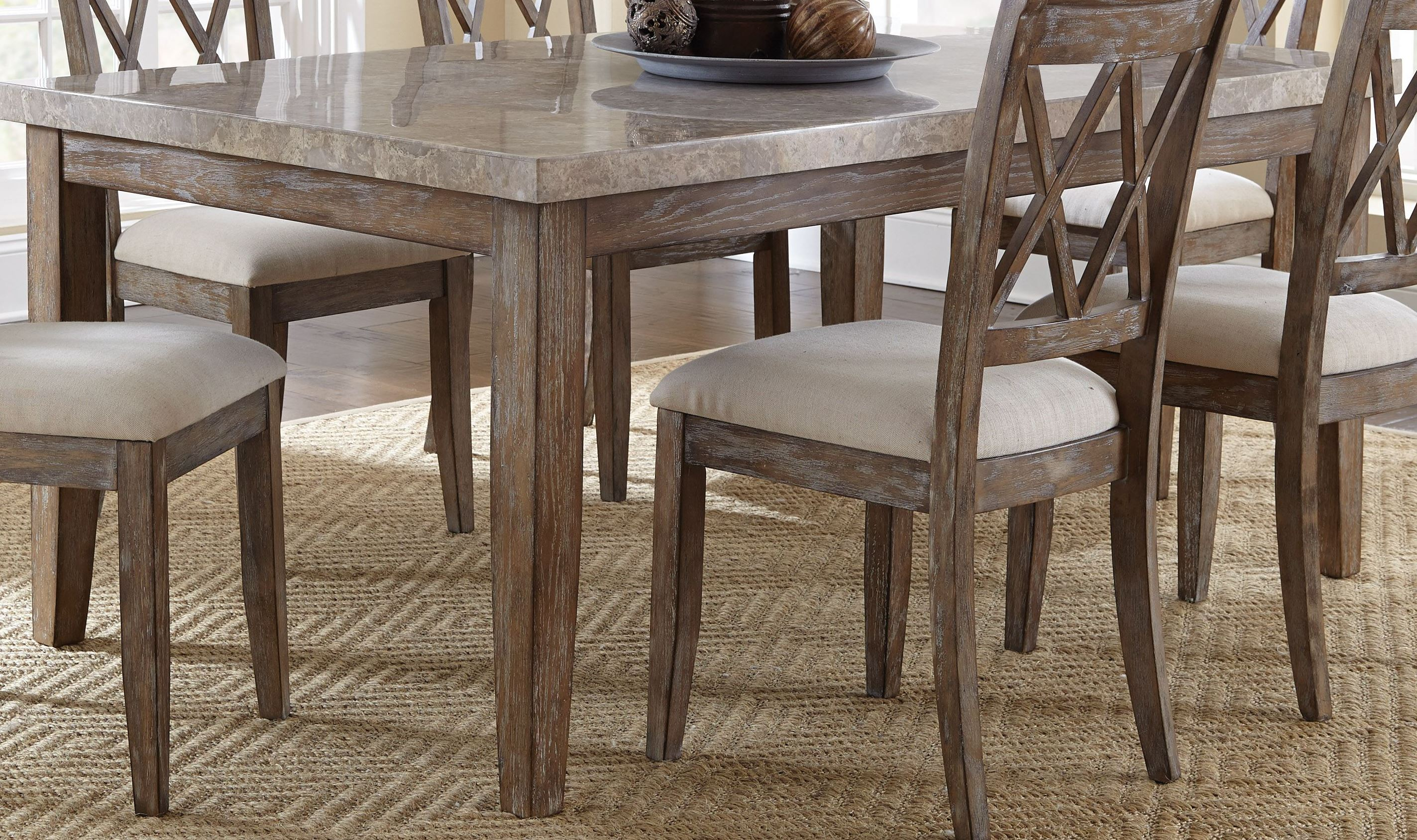 Franco Marble Top Dining Table 1stopbedrooms