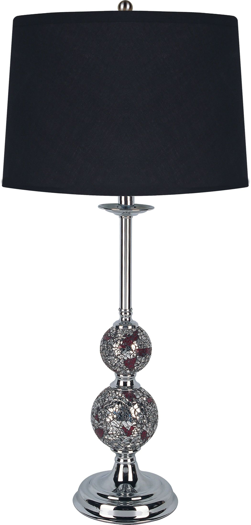 Sara 10 25 Quot Silver Table Lamp Set Of 2 1stopbedrooms