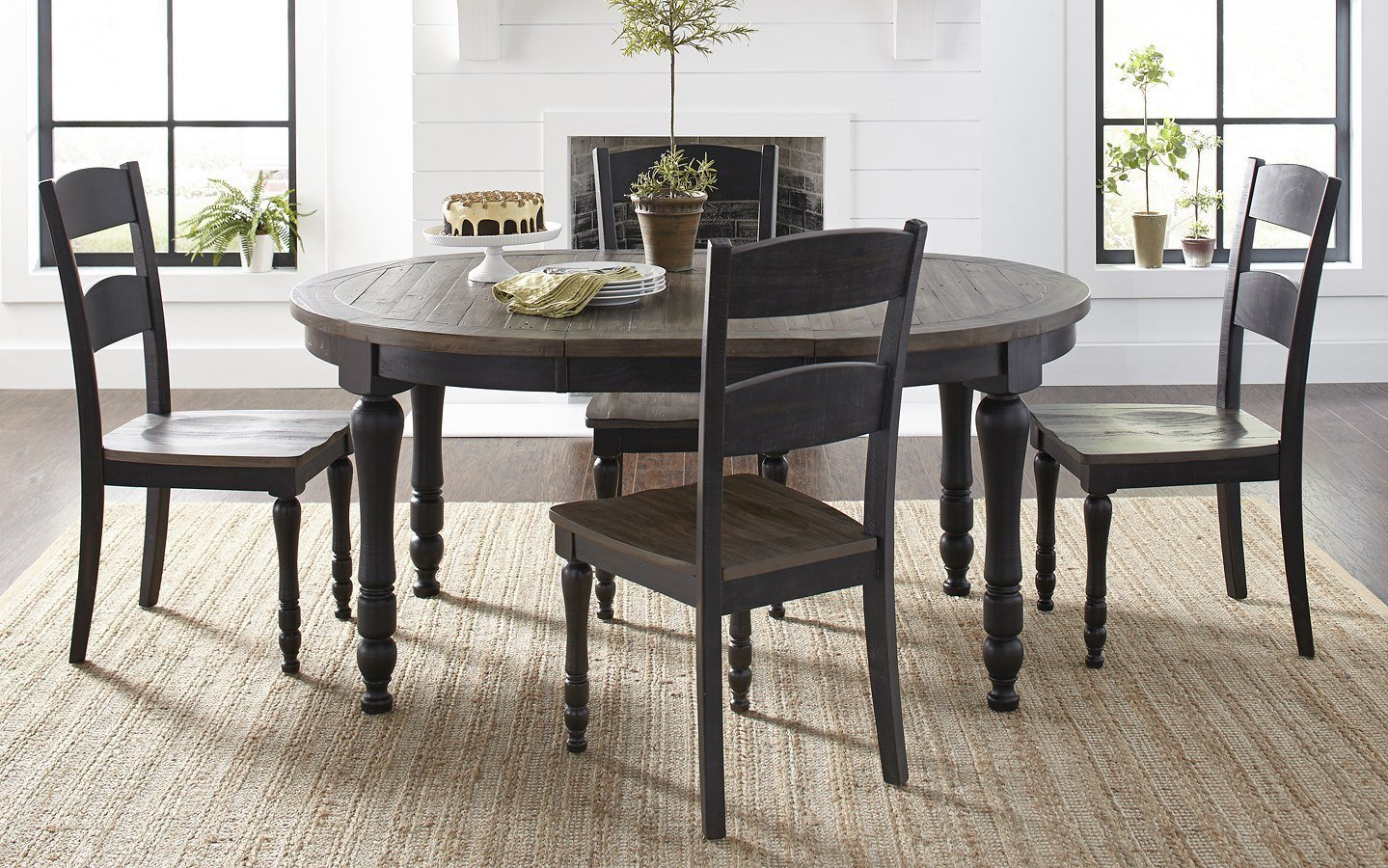 Oval Dining Room, Oval Dining Room Set