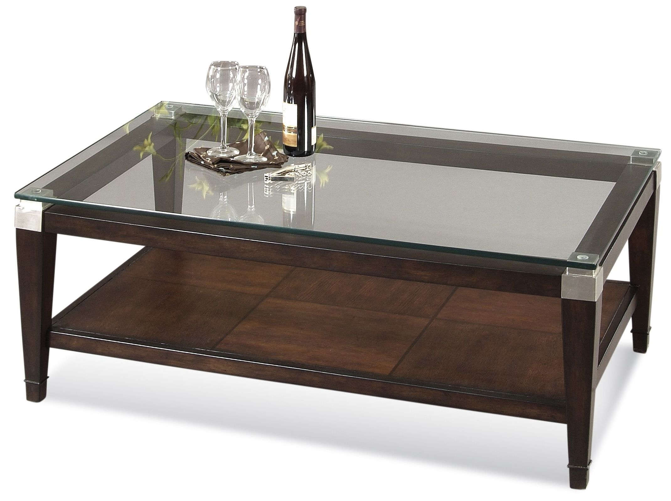 Dunhill Cappuccino Rectangular Cocktail Table 1stopbedrooms