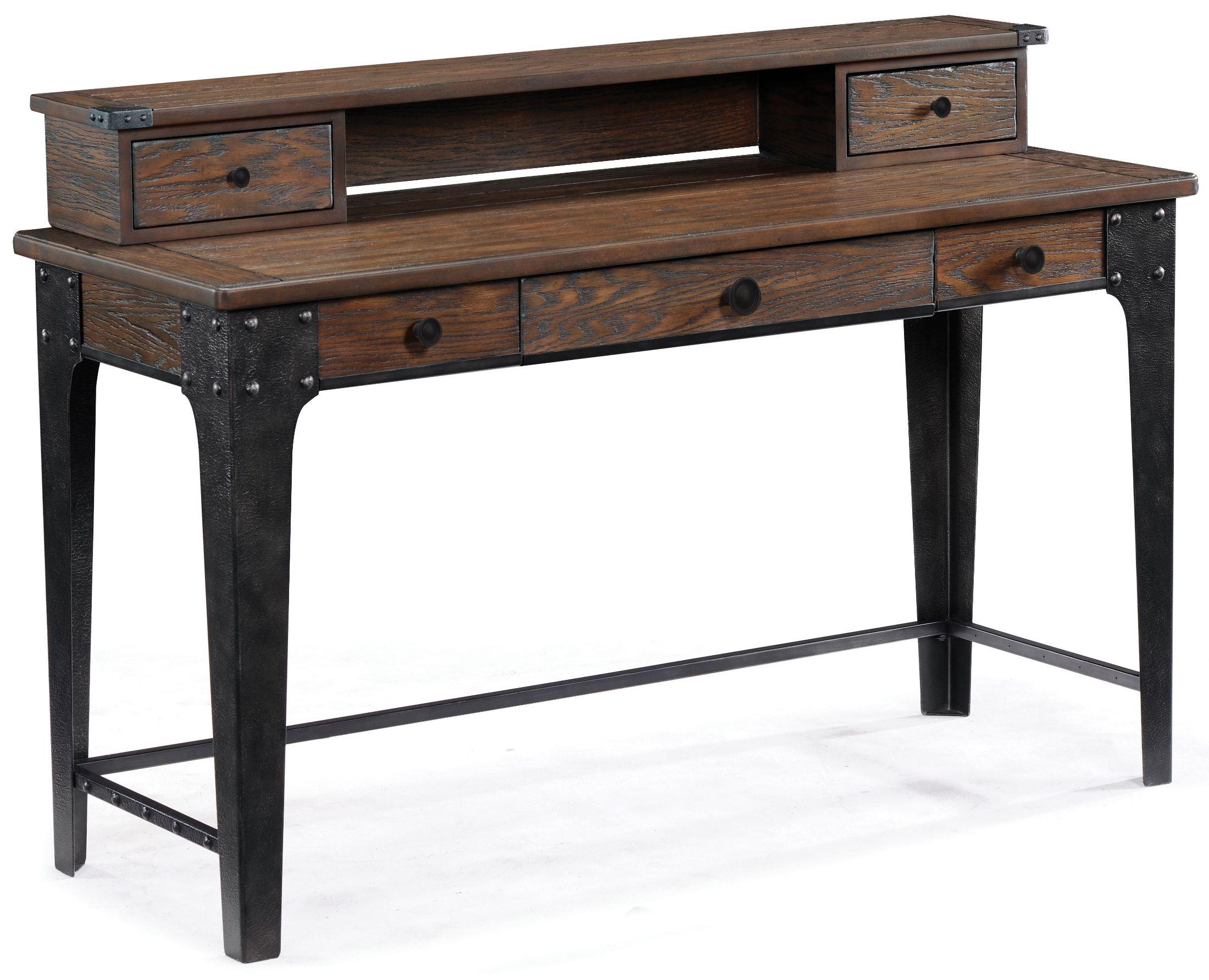 magnussen lakehurst sofa table desk   lakehurst collection